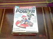 Nintendo Power Lot