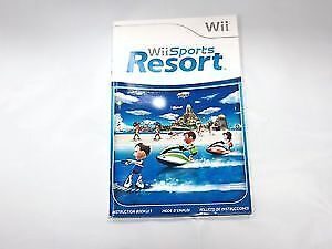 Wanted: Wii sports resort