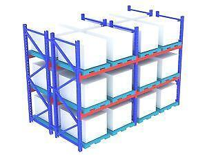 pallet rack ebay. Black Bedroom Furniture Sets. Home Design Ideas