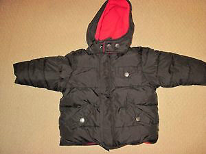 Old Navy Boy's Puffy Winter Jacket/Coat 12-18M