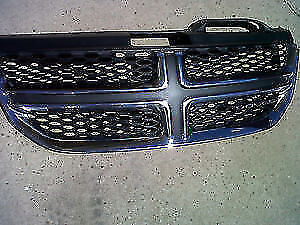Dodge Journey- Chrome Grill