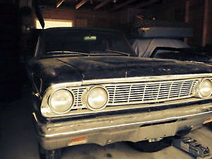 Complete 1964 Ford fairlane 500