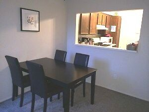 #3672 Mostly Furnished 2 Bed 1 Bath Townhouse in Patterson$1100