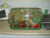 NICE HAMSTER OR MOUSE CAGE