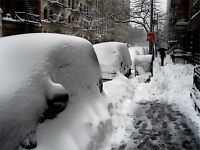 Kingston Downtown Snow Removal - Best Prices, Seasonal Rates