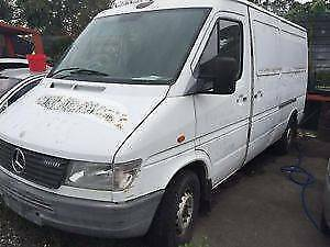 Wanted: Wanted Mercedes Sprinters running or not