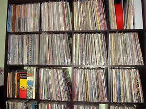 Vinyl Record Collection, 20,000 selections 18,000 at 2.50-5.00$