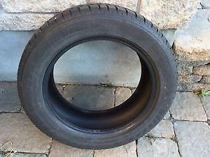 4 pneus d'hiver Bridgestone Blizzak (18 pouces, 4x4)