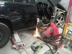 Experienced Car Panel Beater, wanted ASAP in busy accident repair center in Blackburn