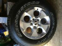 wrangler mag tire