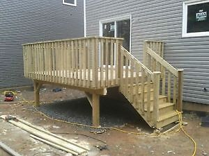 POST HOLE DIGGER SERVICES & FENCE ,SHED , DECK BUILDERS St. John's Newfoundland image 7