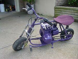 Custom 3hp Mini bike