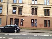 Traditional 2 bedroom ground floor flat in Allison St Govanhill - Available 15th January 2018.