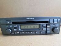 HONDA CIVIC CD PLAYER