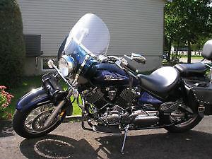Yamaha V-star  XVS 1100 Classic - 2005