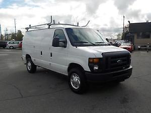 2010 FORD  E-250 SUPER DUTY 4.6L,Excellent Work Truck !