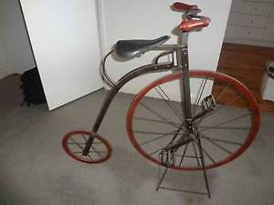 Reproduction junior penny farthing Williamstown North Hobsons Bay Area Preview
