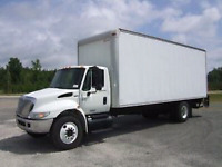 June special 2 movers and 16 ft truck for $60 an hr