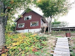 Maison au Lac l'Escalier / House at lake l'Escalier