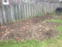 Free lot of Dirt & Free Dump your home