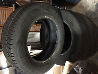 205/55/16 Cooper All Season Snow rated tires