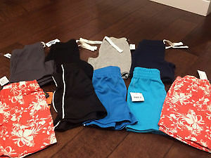 9 NWT SHORTS and 10 NWT SHIRTS 2T