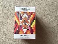 Bronnley Cosmic Bloom Eau Fraiche 30ml new & sealed