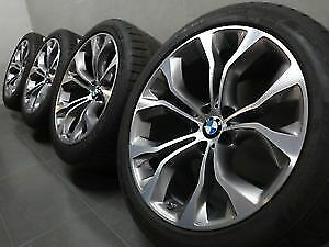 BMW WINTER TIRES PIRELLI SCORPION 20inch