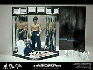 Hot toys DX04 bruce lee action figure for sale