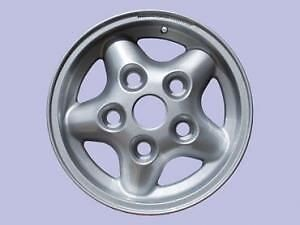 LAND ROVER ALLOY WHEEL RIMS (BARGAIN)