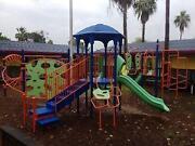 Used Playground Slide
