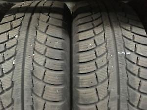 4 pneus hiver 205 55 R16