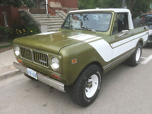TOP FOR INTERNATIONAL SCOUT II HARDTOP SOFT TOP WANTED