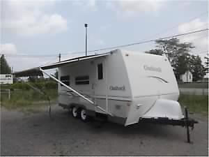 21RS Keystone Outback Travel Trailer