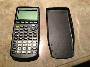 T1-83 graphing calculator