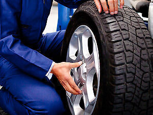 Tire changes starting at $15!
