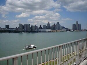 Waterfront High-rise 2 Bedroom available Windsor Region Ontario image 1