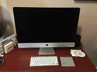 imac apple 21 inch display i5 processor 500 gb 4 gb ram for sale