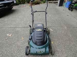 Lawnmower - Battery Powered Yardworks 3-In-1
