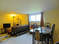 LARGE 1 BEDROOM APARTMENT FOR THE MONTH OF AUGUST