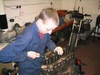 Retford College - Motor Vehicle Maintenance Training Courses
