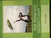 FIN 512 Risk Management and Insurance in Canada
