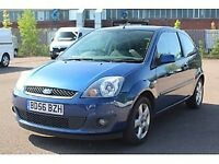 FORD FIESTA 1.2 FREEDOM 2006 MOT 28 FEB 2019 NO ADVISORY