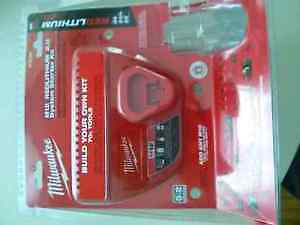 Milwaukee m12 charger new