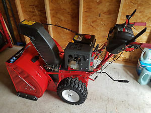 looking to buy a newer snowblower
