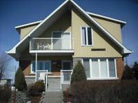 Maison avec plusieurs chambres (location ou avec option d'achat)