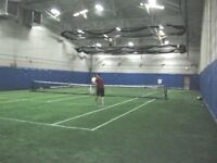Tennis or Cricket indoor courts $15/hr Call now! Best court rate