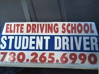 EDMONTON AND AREA - DRIVING LESSONS