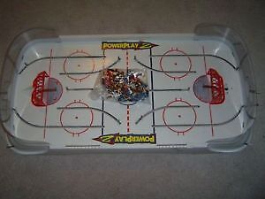 Wanted - Irwin Powerplay2 and Pro Stars Table Hockey Games