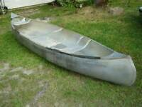 I wish to buy your older 13ft Grumman Canoe
